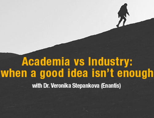 Academia vs Industry: when a good idea isn't enough