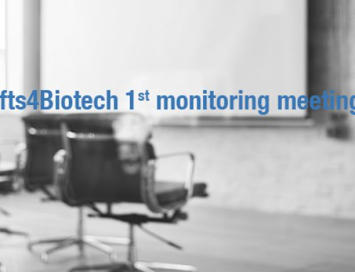 Rafts4Biotech first monitoring meeting