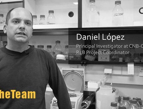 #MeetTheTeam – Daniel López