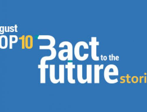 August top10 BactToTheFuture stories