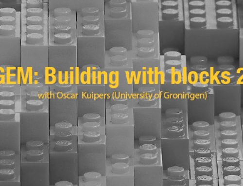 iGEM: Building with blocks 2.0