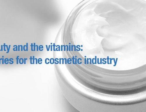 The beauty and the vitamins: biofactories for the cosmetic industry