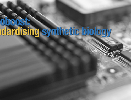 Bioroboost: standardising synthetic biology