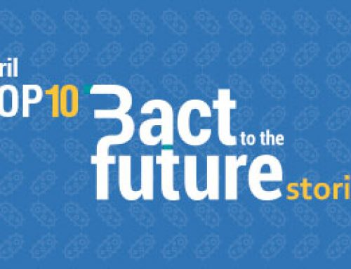 April Top10 BactToTheFuture stories