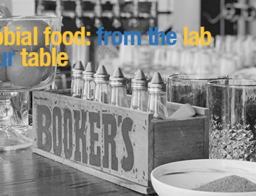 Microbial food: from the lab to your table